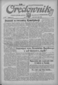 Orędownik: ilustrowane pismo narodowe i katolickie 1934.05.05 R.64 Nr101