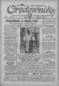 Orędownik: ilustrowane pismo narodowe i katolickie 1934.05.08 R.64 Nr103
