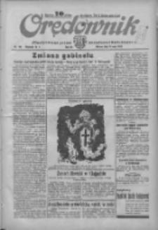Orędownik: ilustrowane pismo narodowe i katolickie 1934.05.15 R.64 Nr108