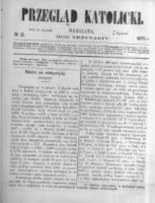 Przegląd Katolicki. 1875.01.14 R.13 nr2