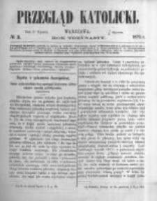 Przegląd Katolicki. 1875.01.21 R.13 nr3