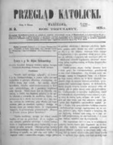 Przegląd Katolicki. 1875.03.04 R.13 nr9