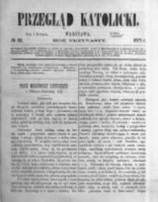 Przegląd Katolicki. 1875.04.01 R.13 nr13