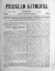 Przegląd Katolicki. 1875.05.27 R.13 nr21