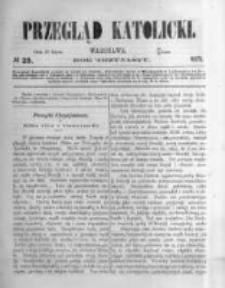 Przegląd Katolicki. 1875.07.22 R.13 nr29