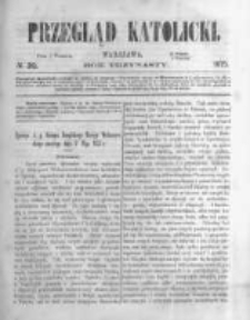 Przegląd Katolicki. 1875.09.09 R.13 nr36