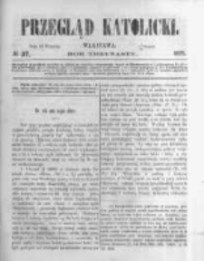 Przegląd Katolicki. 1875.09.16 R.13 nr37