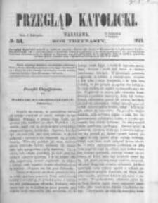 Przegląd Katolicki. 1875.11.04 R.13 nr44