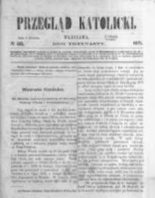 Przegląd Katolicki. 1875.12.09 R.13 nr49