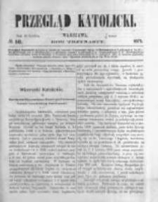 Przegląd Katolicki. 1875.12.16 R.13 nr50