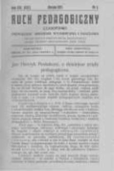 Ruch Pedagogiczny. 1927 R.14(16) nr3