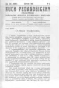 Ruch Pedagogiczny. 1929 R.16(18) nr6