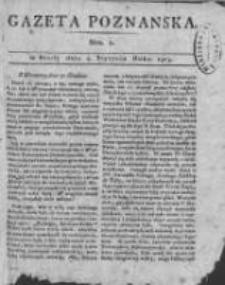 Gazeta Poznańska 1815.01.04 Nr1