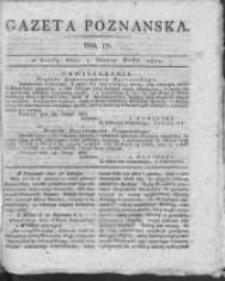 Gazeta Poznańska 1815.03.01 Nr17