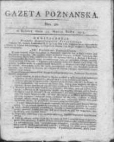 Gazeta Poznańska 1815.03.11 Nr20