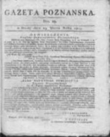 Gazeta Poznańska 1815.03.29 Nr25