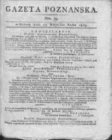 Gazeta Poznańska 1815.04.29 Nr34