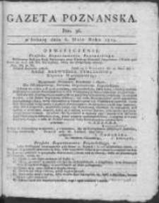 Gazeta Poznańska 1815.05.06 Nr36