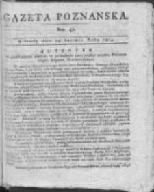 Gazeta Poznańska 1815.06.14 Nr47