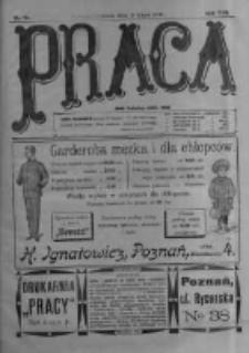 Praca: tygodnik polityczny i literacki, illustrowany. 1904.07.10 R.8 nr28