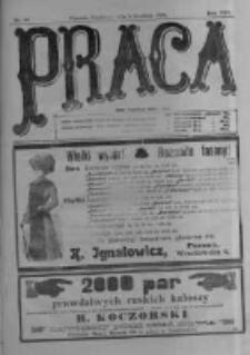 Praca: tygodnik polityczny i literacki, illustrowany. 1904.12.04 R.8 nr49