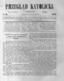 Przegląd Katolicki. 1879.04.10 R.17 nr15