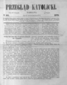 Przegląd Katolicki. 1879.11.13 R.17 nr46
