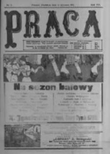Praca: tygodnik polityczny i literacki, illustrowany. 1911.01.15 R.15 nr3