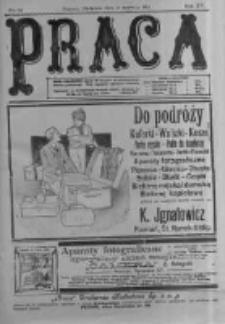 Praca: tygodnik polityczny i literacki, illustrowany. 1911.06.11 R.15 nr24