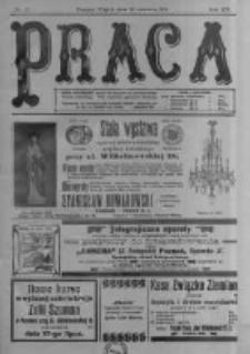 Praca: tygodnik polityczny i literacki, illustrowany. 1911.06.30 R.15 nr27