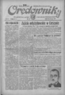 Orędownik: ilustrowane pismo narodowe i katolickie 1934.05.26 R.64 Nr117