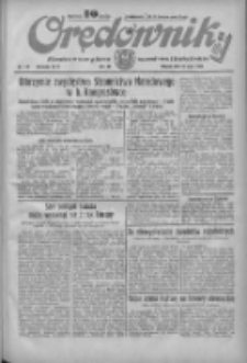 Orędownik: ilustrowane pismo narodowe i katolickie 1934.05.29 R.64 Nr119