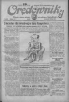 Orędownik: ilustrowane pismo narodowe i katolickie 1934.05.30 R.64 Nr120