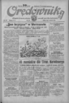 Orędownik: ilustrowane pismo narodowe i katolickie 1934.06.02 R.64 Nr122