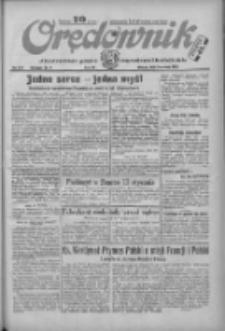 Orędownik: ilustrowane pismo narodowe i katolickie 1934.06.05 R.64 Nr124