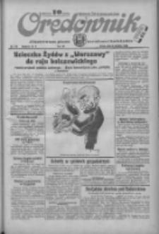 Orędownik: ilustrowane pismo narodowe i katolickie 1934.06.06 R.64 Nr125