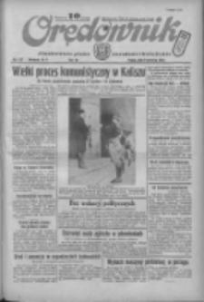Orędownik: ilustrowane pismo narodowe i katolickie 1934.06.08 R.64 Nr127