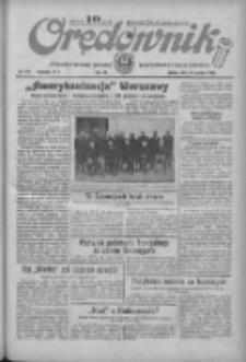 Orędownik: ilustrowane pismo narodowe i katolickie 1934.06.16 R.64 Nr134