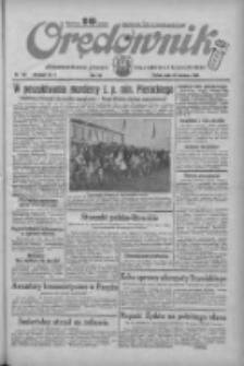 Orędownik: ilustrowane pismo narodowe i katolickie 1934.06.22 R.64 Nr139