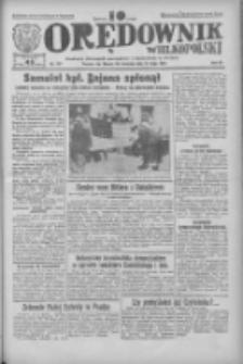 Orędownik Wielkopolski: ludowy dziennik narodowy i katolicki w Polsce 1933.05.21 R.63 Nr117
