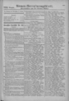 Armee-Verordnungsblatt. Verlustlisten 1915.10.14 Ausgabe 732