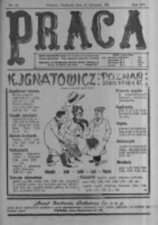 Praca: tygodnik polityczny i literacki, illustrowany. 1911.11.12 R.15 nr46