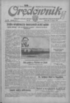 Orędownik: ilustrowane pismo narodowe i katolickie 1934.06.27 R.64 Nr143