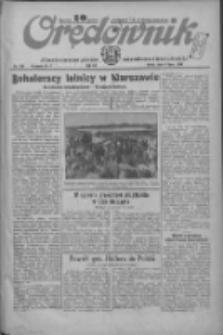 Orędownik: ilustrowane pismo narodowe i katolickie 1934.07.04 R.64 Nr148