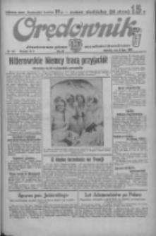 Orędownik: ilustrowane pismo narodowe i katolickie 1934.07.08 R.64 Nr152