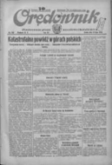 Orędownik: ilustrowane pismo narodowe i katolickie 1934.07.18 R.64 Nr160