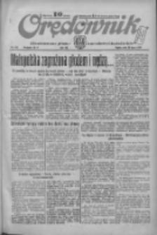 Orędownik: ilustrowane pismo narodowe i katolickie 1934.07.20 R.64 Nr162
