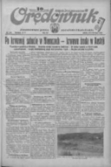 Orędownik: ilustrowane pismo narodowe i katolickie 1934.07.28 R.64 Nr169