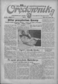 Orędownik: ilustrowane pismo narodowe i katolickie 1934.08.04 R.64 Nr175