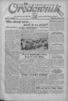 Orędownik: ilustrowane pismo narodowe i katolickie 1934.08.28 R.64 Nr194